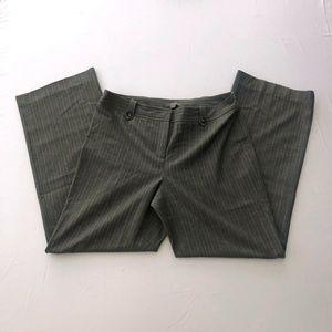 Ann Taylor Petite Striped Dress Pants  Size 10P